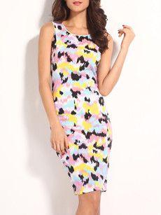 Fashionmia hot pink bodycon dresses - Fashionmia.com