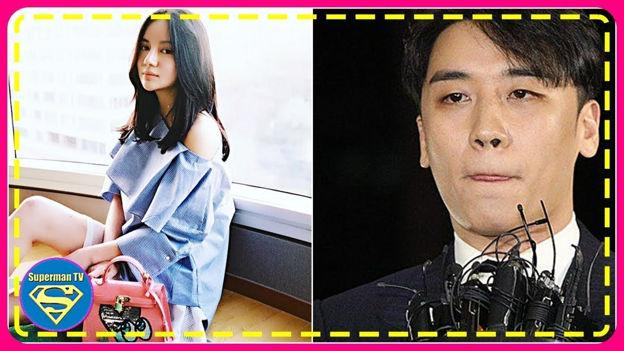 Kim Lim Denies All Involvement With Seungri S Scandal And Says Seungri A Seungri Celebrity Stars Famous Celebrities