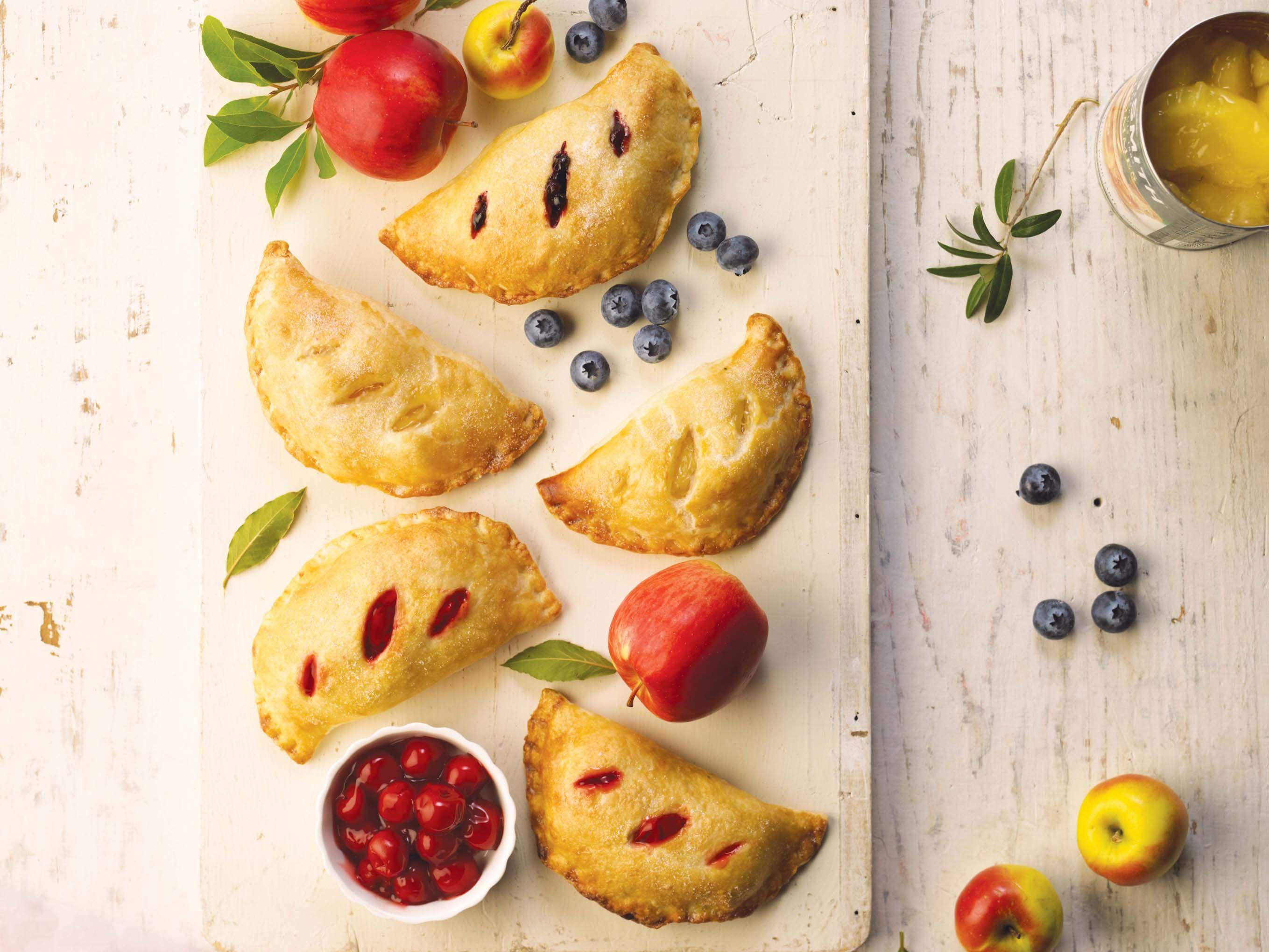 Fruit Hand Pies - E.D.SMITH