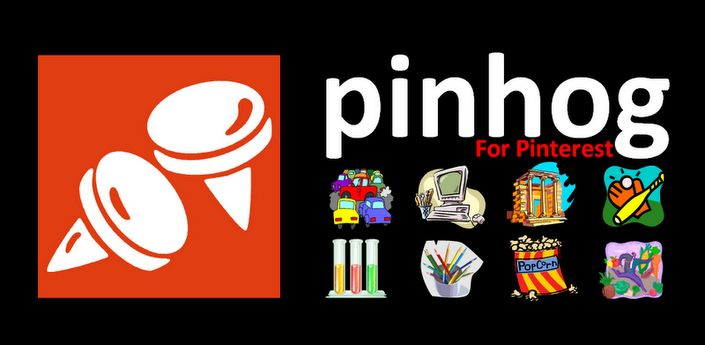 pinhog for Pinterest banned from Google Play for violation of