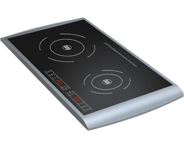 Marvelous Home Appliances, Yellow Silver Cooktop Shows Latest Trends In Kitchen  Appliances