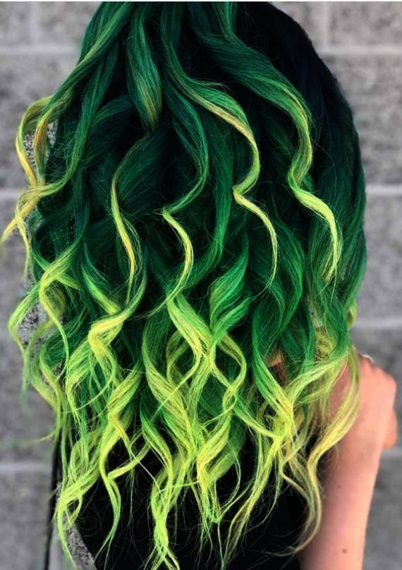 Pin On Cool Hair Styles