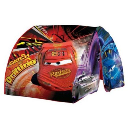 Disney Cars Bed Tent With Pushlight Red Products Disney Cars