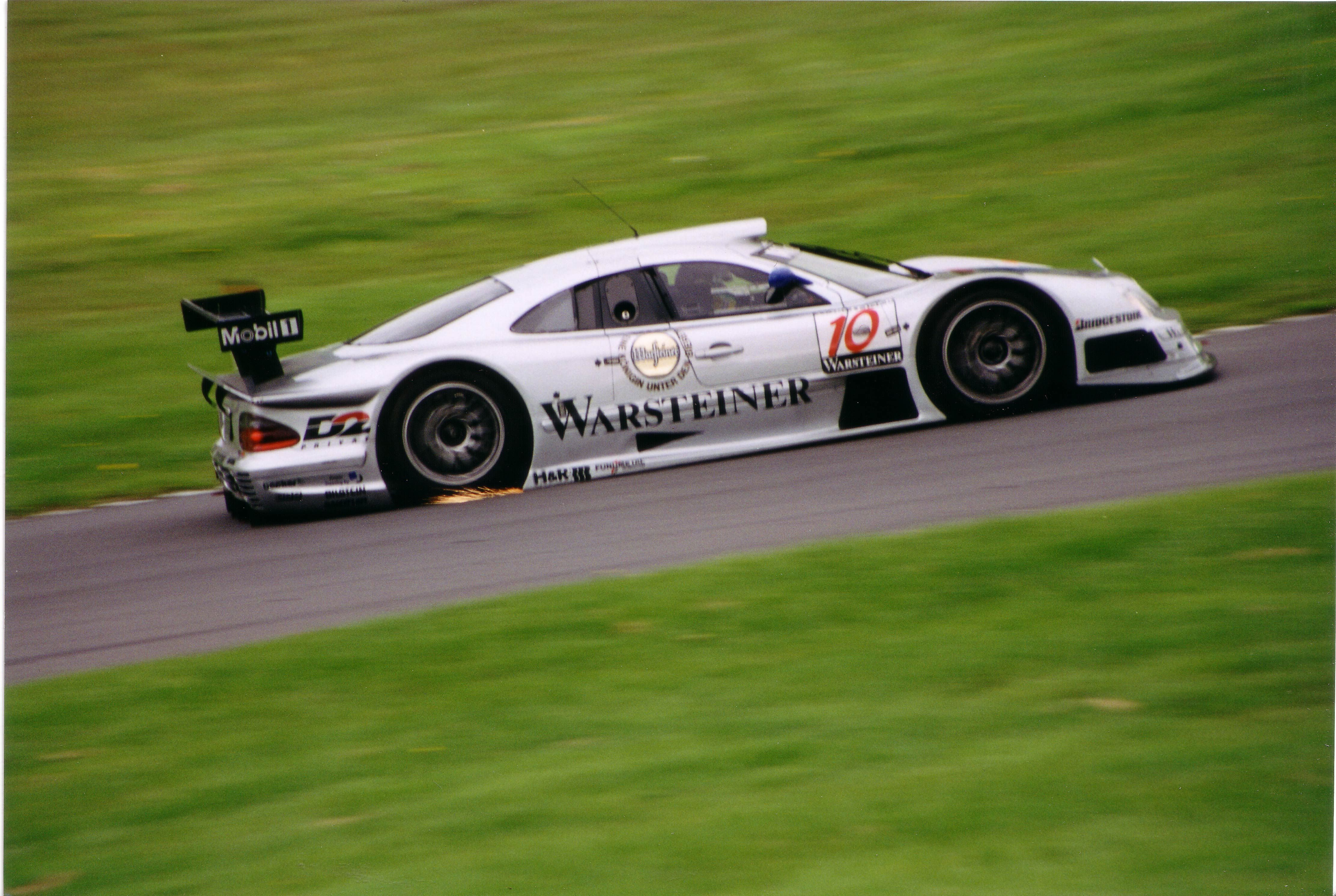 Mercedes CLK GTR - from my favorite era of sports car racing. The ...