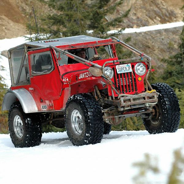 This Super Jeep Was Built To Be Unbreakable! It's A
