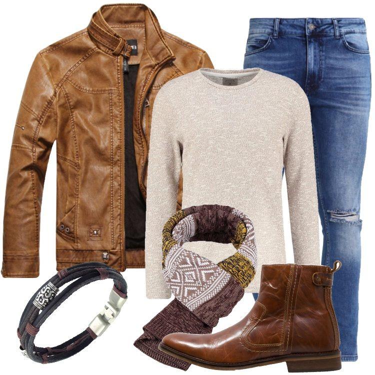 free shipping ca983 4ea39 Outfit pensato per un ragazzo giovane, attento alle tendenze ...