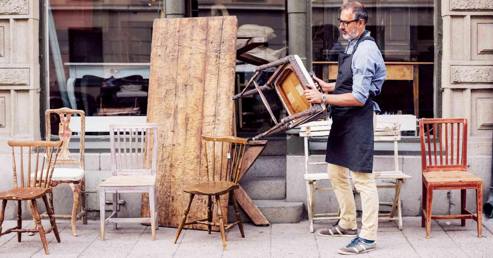 Second Hand Möbel kaufen 6 Online Shops für gebrauchte ...