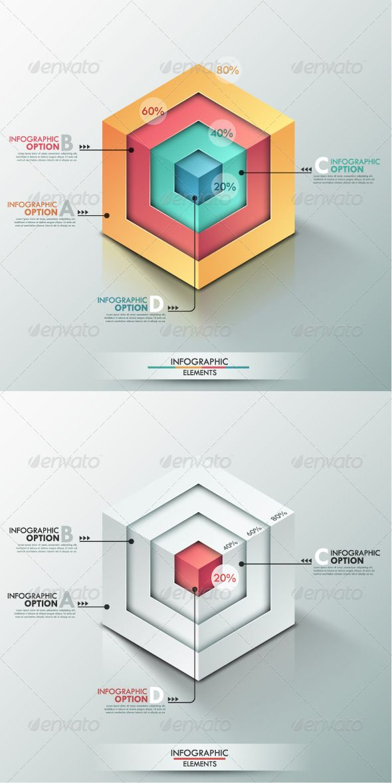 Modern Infographic Options Banner (2 Versions) | Pinterest ...