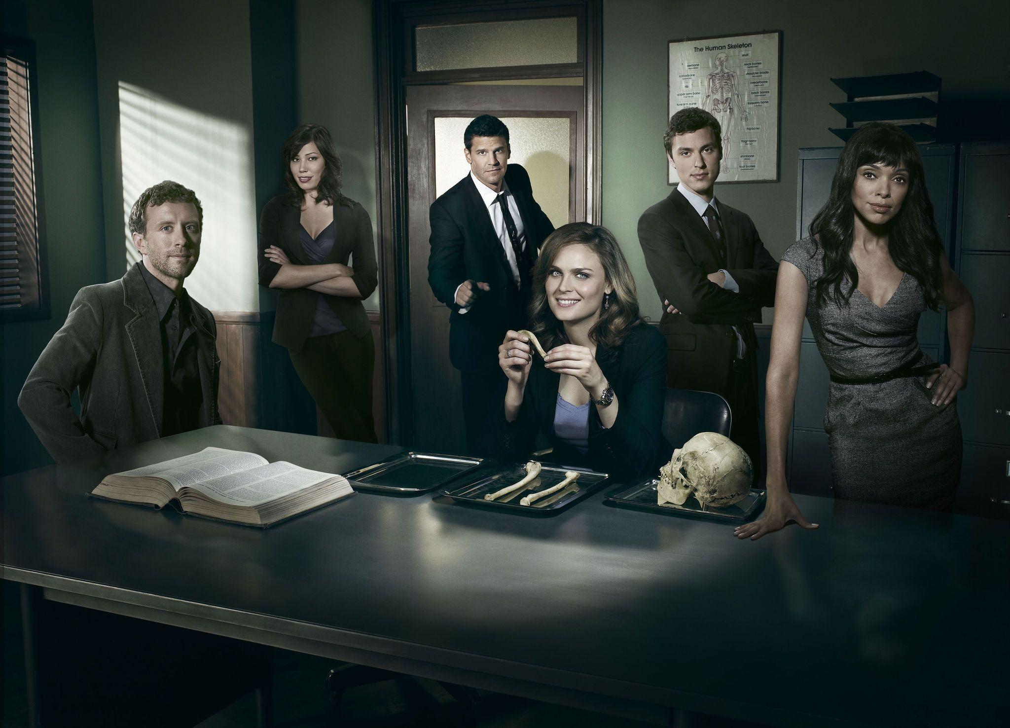 The Cast of Bones