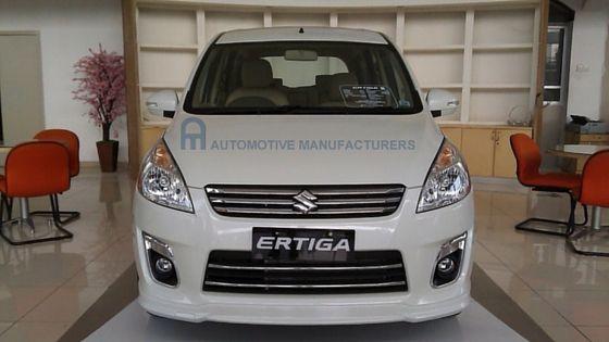 Next Generation Maruti Ertiga Coded As Yha Gets Shvs 1 5 Litre Diesel Maruti Suzuki Team Has Been Working On Next Gen Suzuki Automotive Manufacturers Toyota