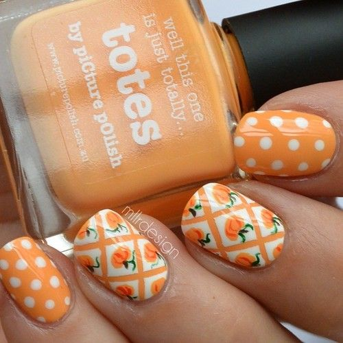 16 fall nail art designs youll fall in love with thanksgiving nails 16 fall nail art designs youll fall in love with prinsesfo Choice Image