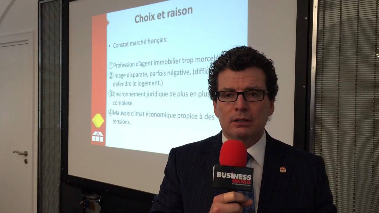 François Gagnon, président Era France et Era Europe, explique pourquoi son réseau rejoint la Fnaim.