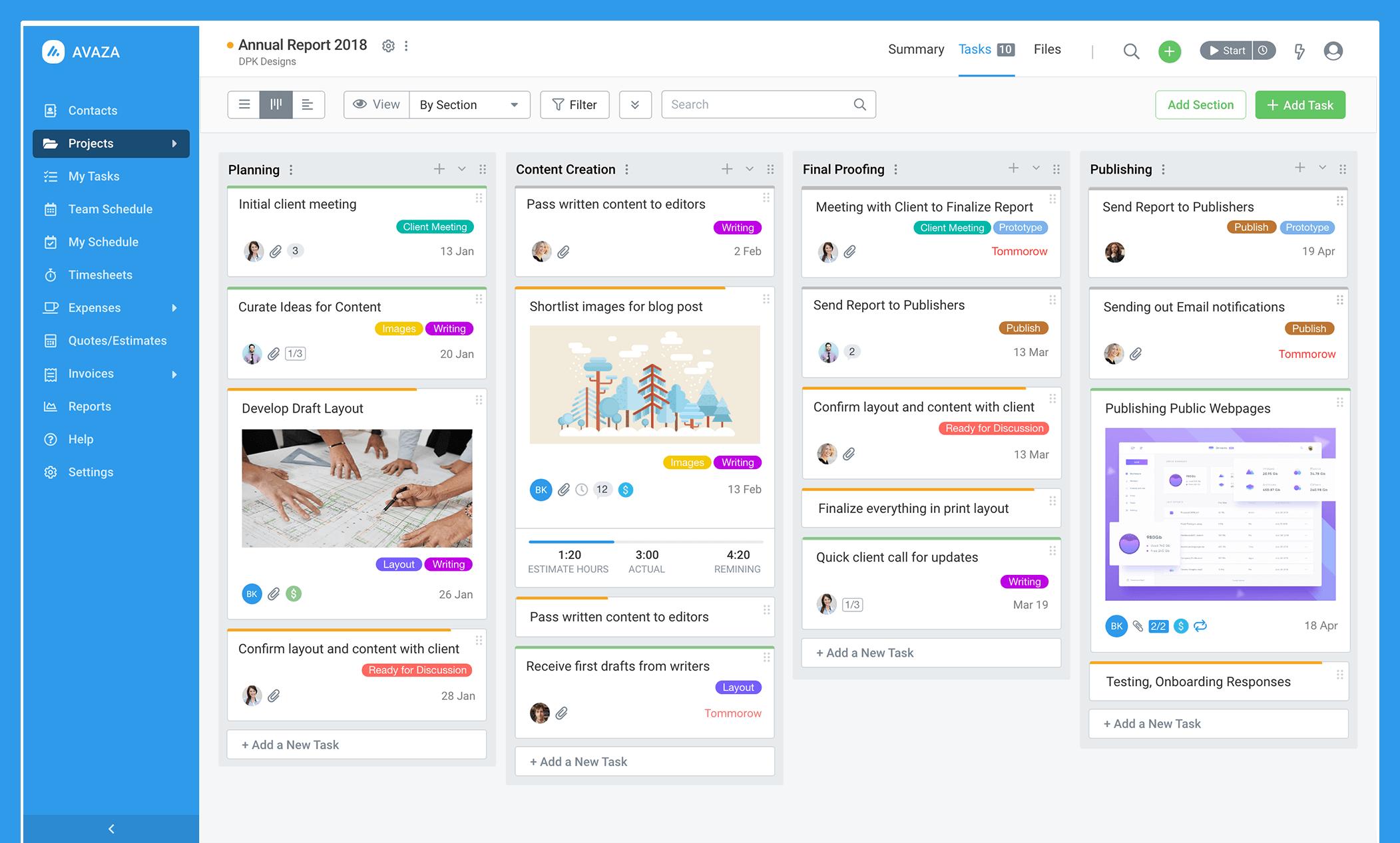 Best Online Project Amp Task Management Software