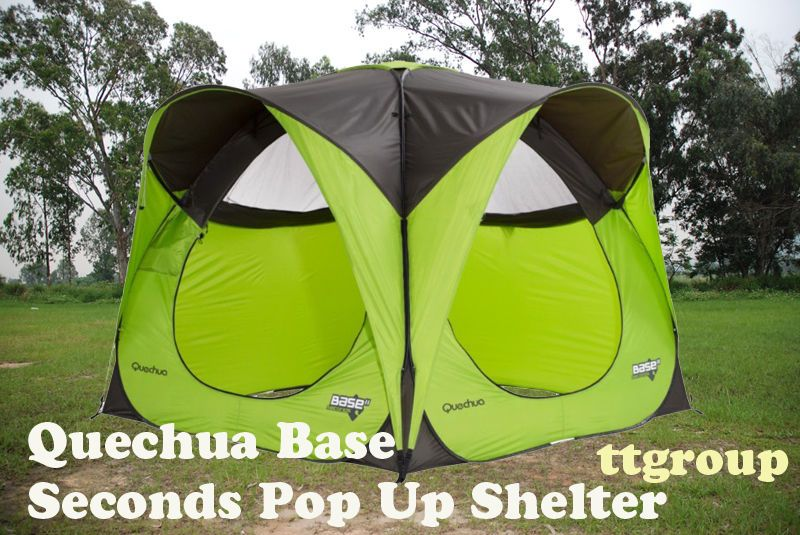 Us Warehouse Quechua Waterproof Pop Up Camping Tent Base