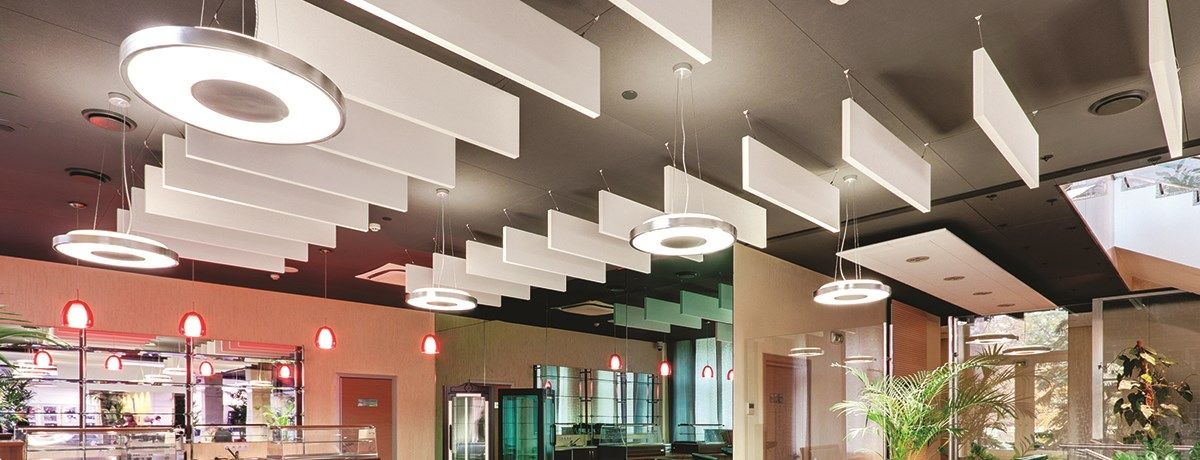Solo Baffle   Commercial Ceilings   CertainTeed Https://www.certainteed.com