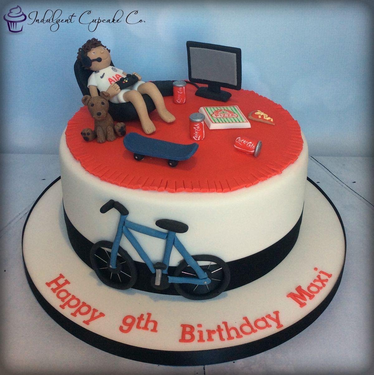 Gaming cake in 2020 cake kids cake birthday cake