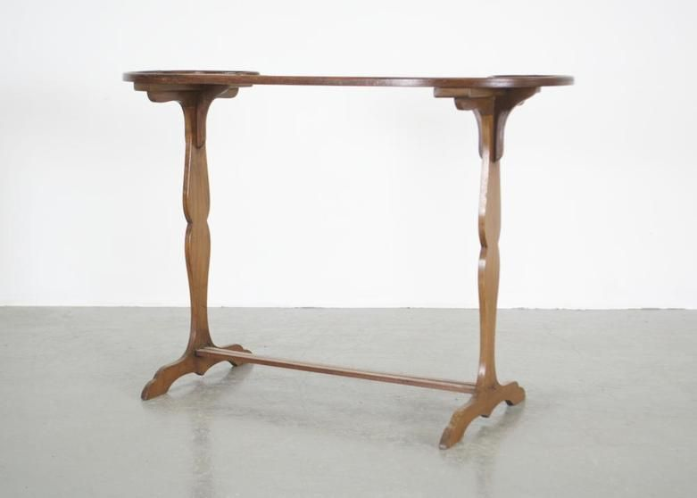 French Crescent Writing Table Writing Table Table Crescent