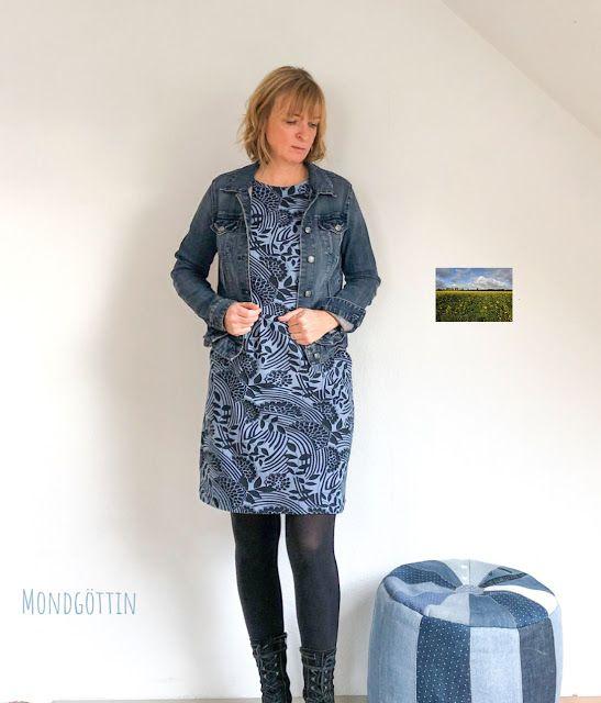 Kleid Chloe ohne Tulpenrock (Mondgöttin) | schnittmuster