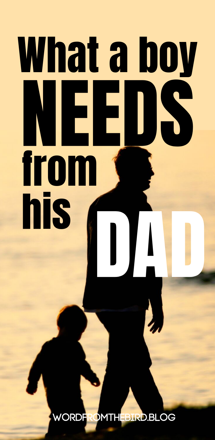 Photo of What a Son Needs from His Dad – 3 Key Aspects to Have The Best Relationship with…