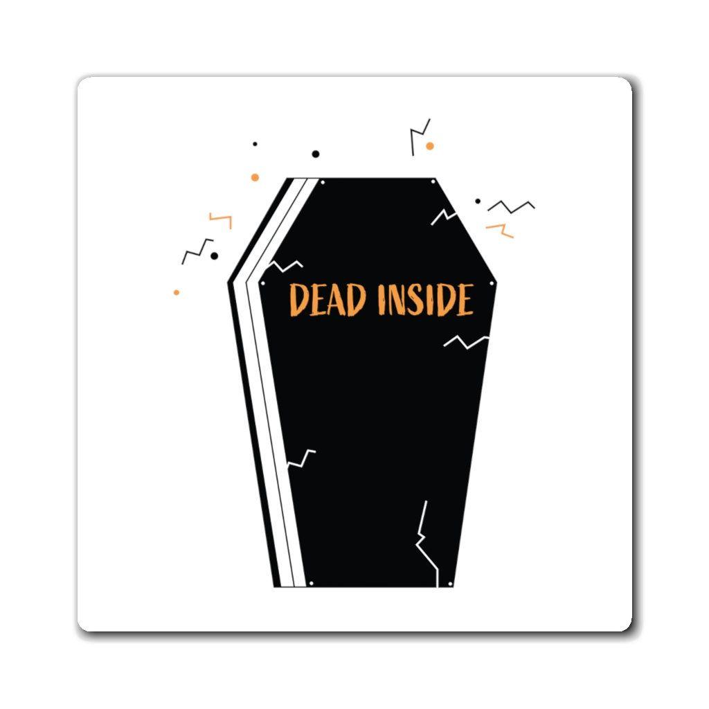 Dead Inside Magnet | Halloween, Spooky, Scary, Cute #etsy #etsyshop #deadinside #deadinsidemagnet #spooky #spookyhalloween #cute #spookypin #halloweenpin #cutepin #halloween