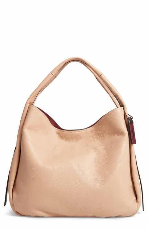 91b6bf529a COACH 1941 Bandit Leather Hobo & Removable Shoulder Bag | Bags ...