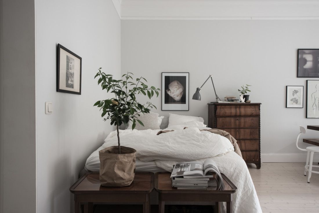 Small Home With A Vintage Touch Coco Lapine Designcoco Lapine Design In 2020 Bedroom Interior Apartment Inspiration Interior Design