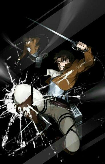 Levi Ackerman Lockscreen Anime Lock Screen Attack On Titan Anime Traps