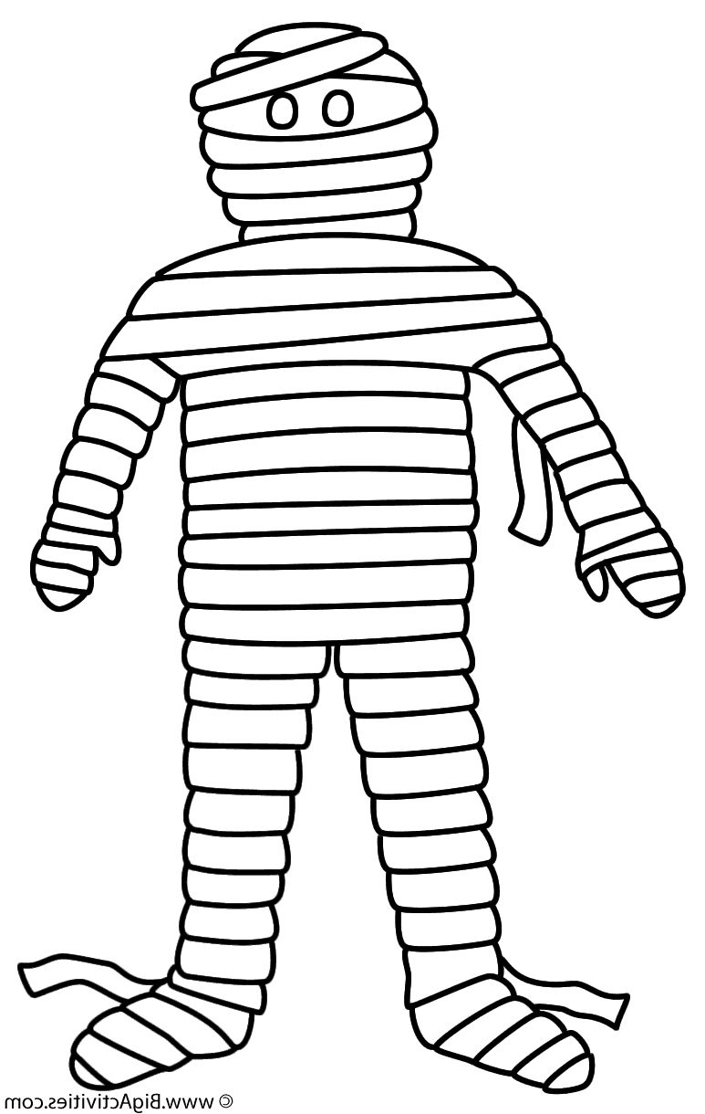 Mummy Coloring Pages Coloring Pages To Print Coloring Pages Cartoon Coloring Pages