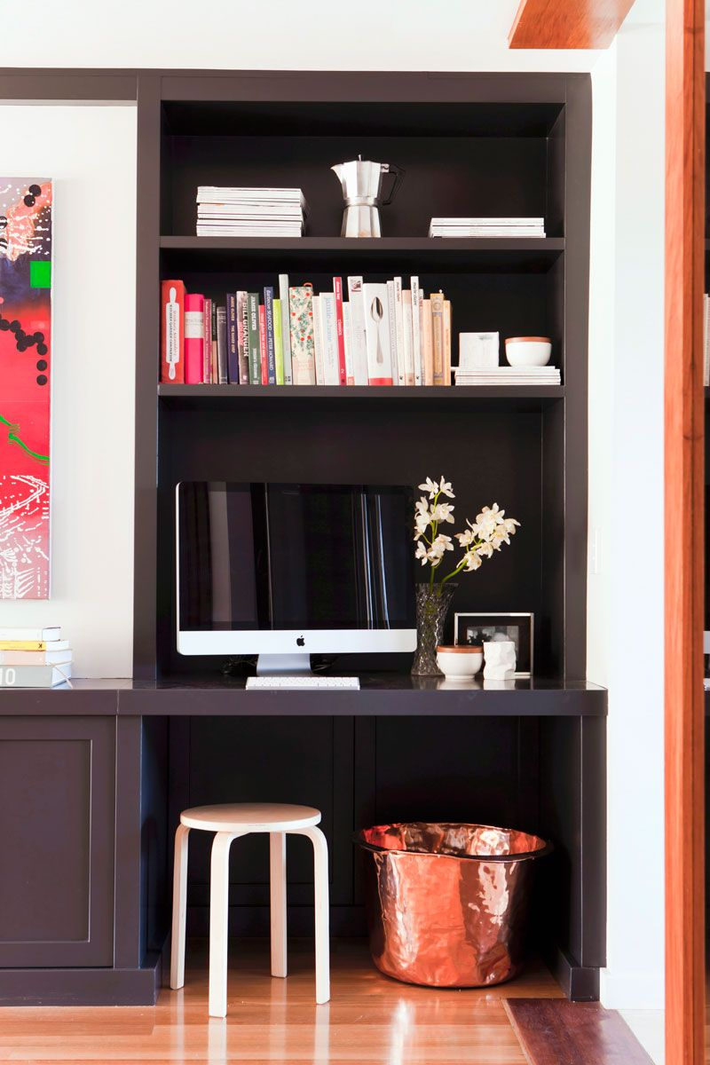 55 Tipps für kleine Räume | Small space office, Small spaces and ...