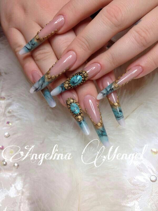 Nails by Angelina Mengel