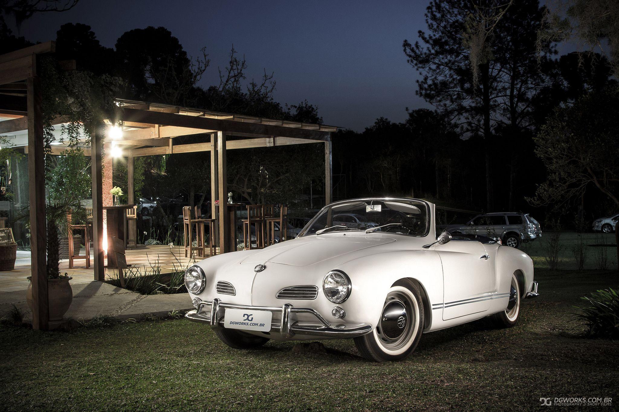 VW Karmann Ghia Cabriolet. Photo by Pedro Ruta Jr.  #dgworks #karmann #vw