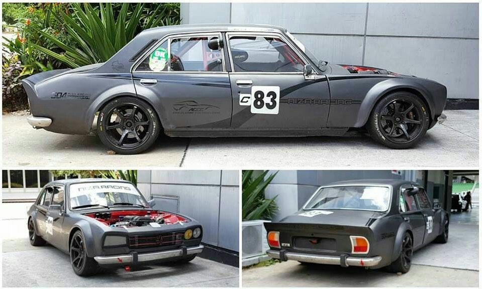 """Peugeot 504 """"Malaysia"""" 