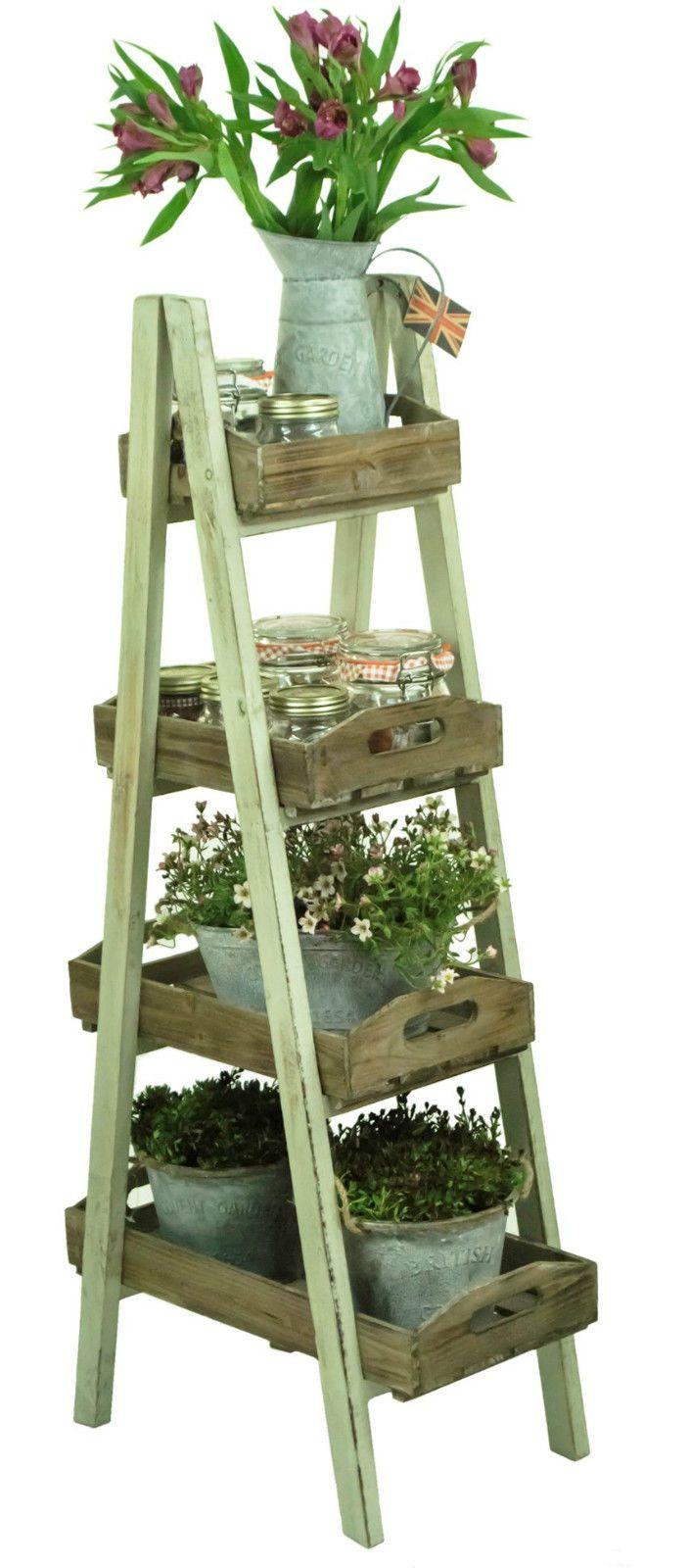Shelf Ladder Desk