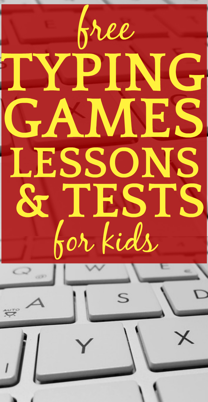 19 Free Typing Games, Typing Lessons, and Typing Tests for