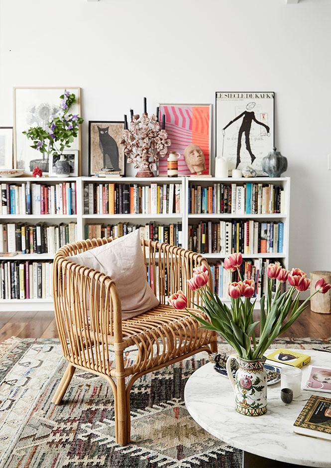 Photo of Inside Designer Eliza Gran's Bright Los Angeles Home