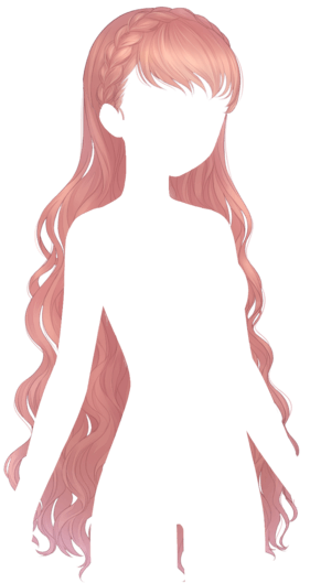 Heidi Song Png Anime Hair Chibi Hair Manga Hair