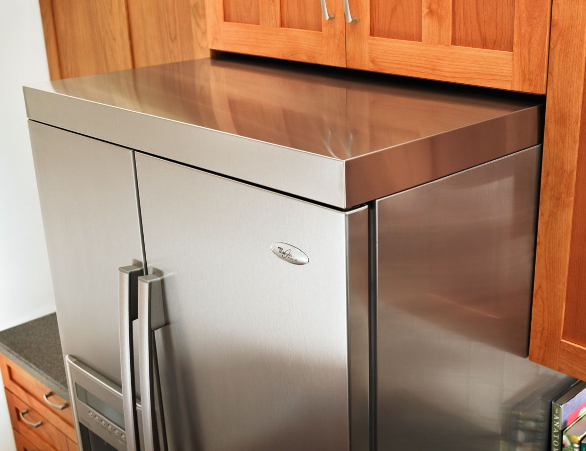 Stainless Steel Panels For Refrigerator Sides Bindu