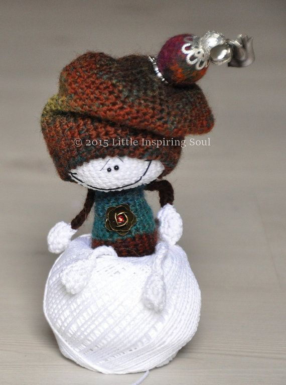 Luckydoll Amigurumi Pdf Digital Crochet Pattern Little Inspiring
