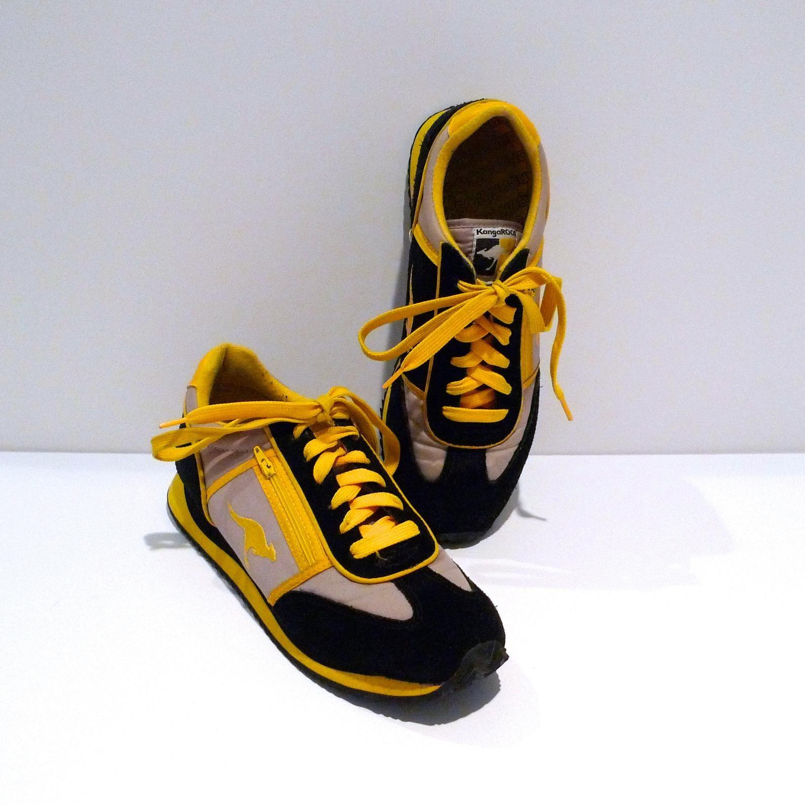 Kangaroos Sneakers 1990s Vintage Lotus