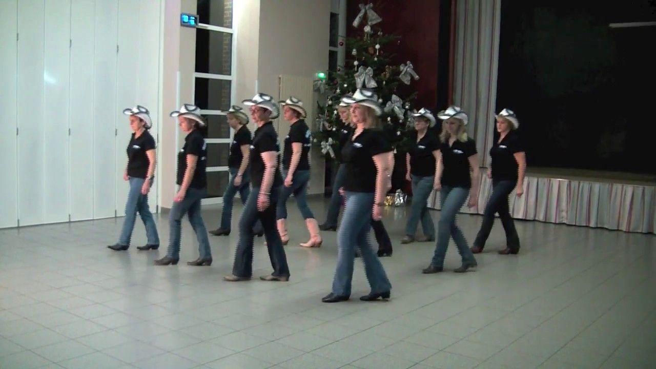COWBOY GIRL NEW SPIRIT OF COUNTRY DANCE line dance