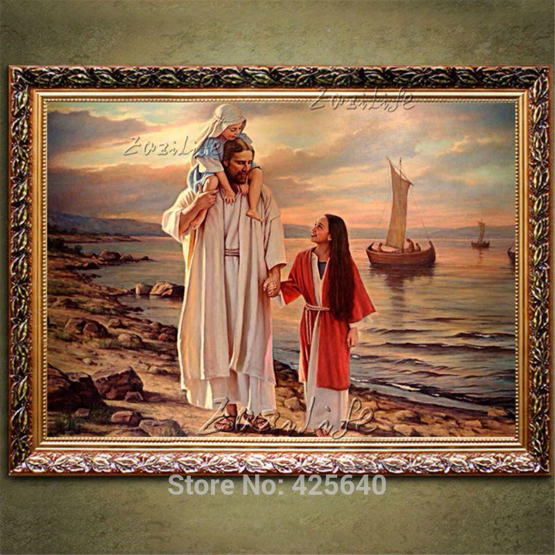 Moderno Fotos Enmarcadas De Jesucristo Elaboración - Ideas ...