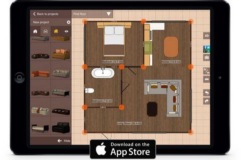 Floor Plans And Interior Design Planner 5d Home Design Software Interior Design Tools Interior Design Programs