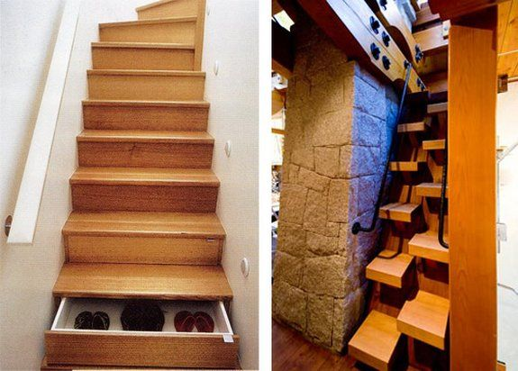 Best More Unusual Staircases For Small Spaces 640 x 480