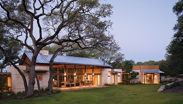 403 Forbidden Hill Country Homes Rustic House Plans Texas Hill