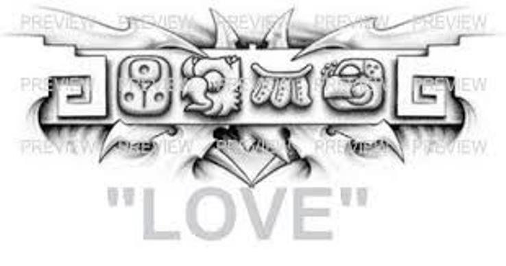 mayan symbols for love wwwpixsharkcom images