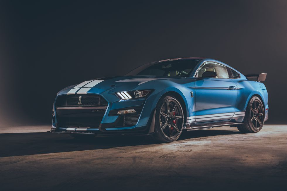 jan   ford mustang shelby gt    powerful ford  built  ford mustangs
