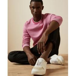 Photo of Ted Baker Cotton Crew-neck Sweater