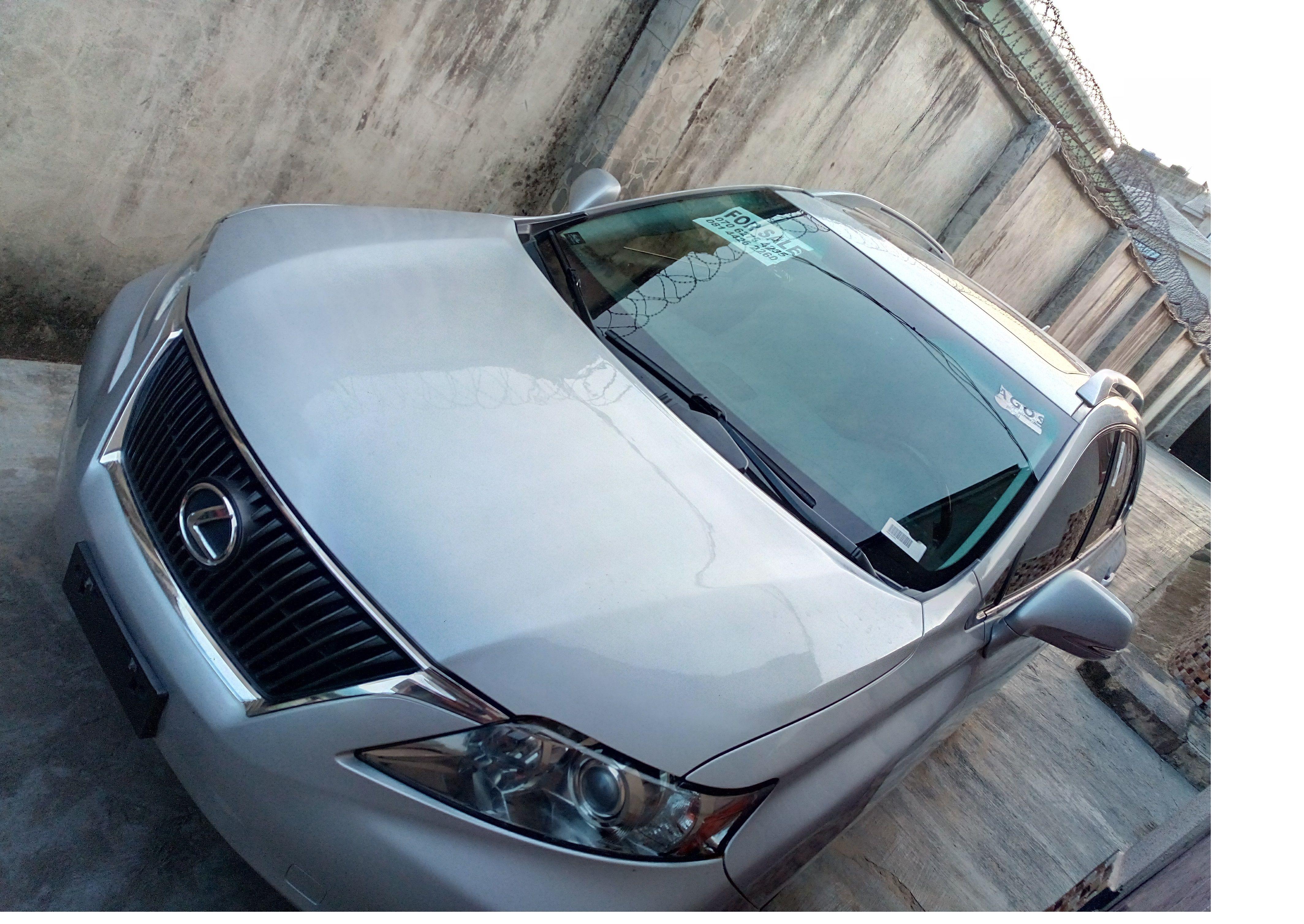 very clean car Lexus rx 350, Lexus, Model