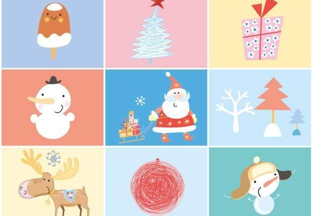 Des étiquettes de Noël à imprimer #etiquettesnoelaimprimer Des étiquettes à imprimerTrop mignonnes, ces petites étiquettes de Noël à accrocher sur vos paquets cadeaux. Téléchargez-les et imprimez-les sur du papier cartonné ou autocollant. La personne qui recevra le présent sera très touchée. #etiquettesnoelaimprimer