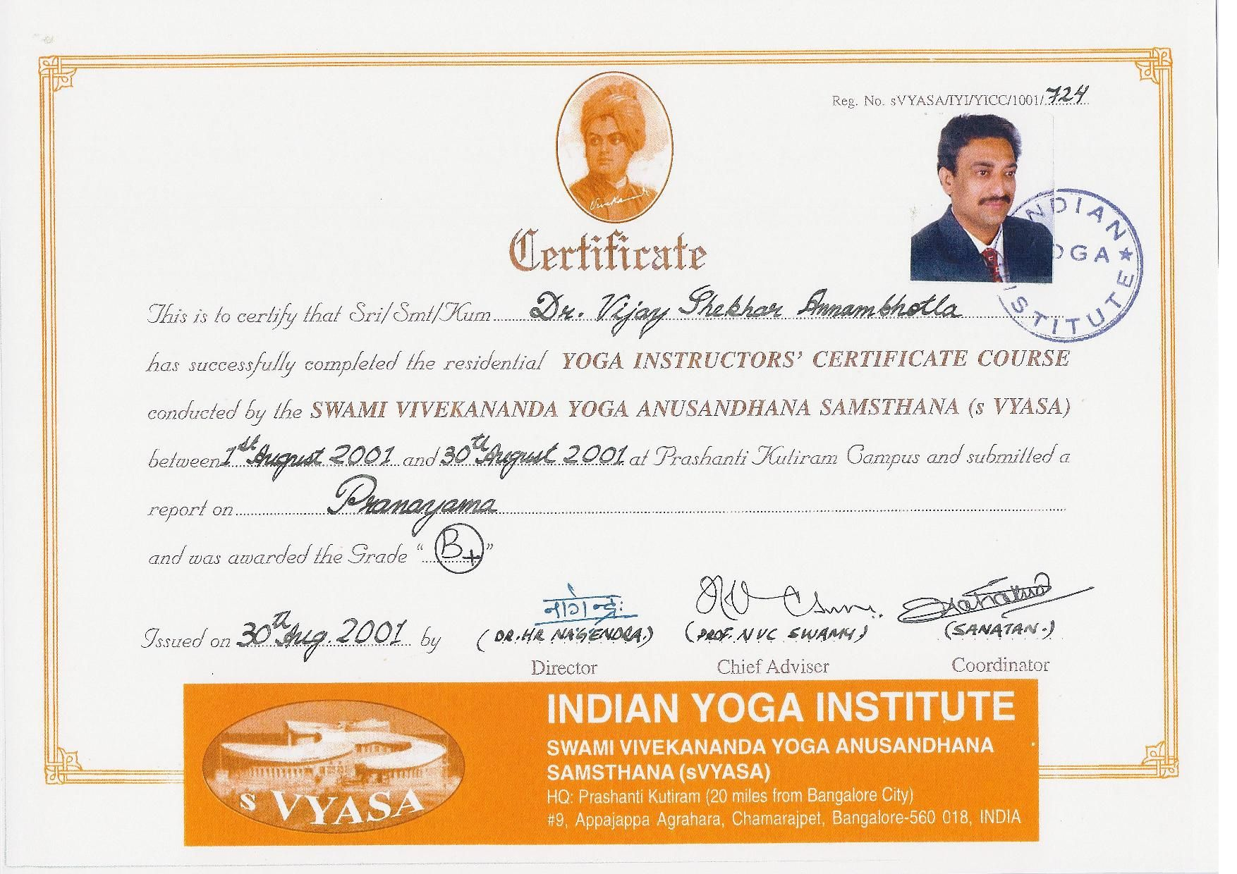 Yoga Certification Certificate Get Your Free Yoga Tips  Yoga